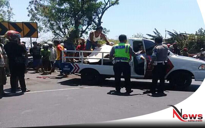 Pengendara Motor Asal Nganjuk Tewas Setelah Dilindar Truk Di Probolinggo