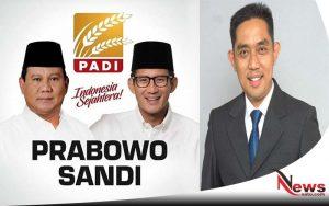 Relawan PADI Sumenep, Siap Menangkan Prabowo Sandi Di Pilpres 2019