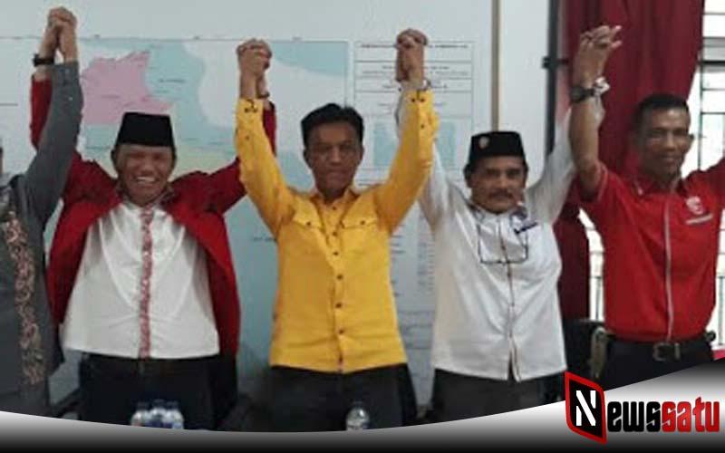 Sembilan Parpol Koalisi Di Ogan Komering Ilir Siap Menangkan Jokowi- Makruf