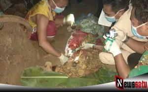 Seorang Nenek Di Kangean Sumenep Ditemukan Tewas Bersimbah Darah