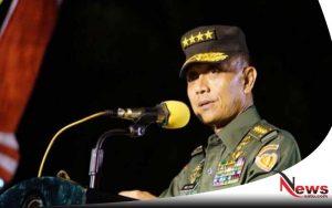 TNI Akan Suskseskan Pembangunan Nasional Dan Tumbuhkan Nilai Imunitas Bangsa