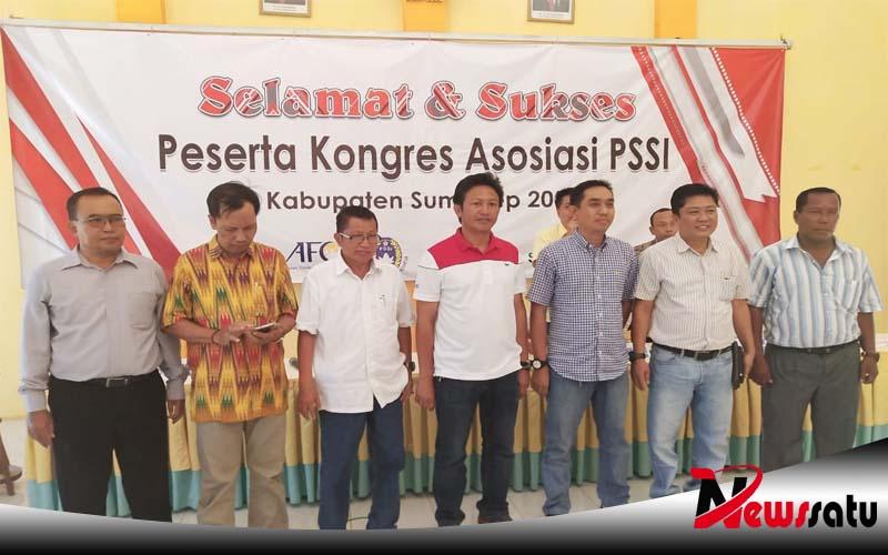 Terpilih Jadi Ketua Askab PSSI Sumenep, Ini Yang Akan Dilakukan Hairul Anwar