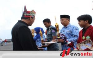 BEM STIH Zainul Hasan Dapat Penghargaan Dari Pemkab Probolinggo