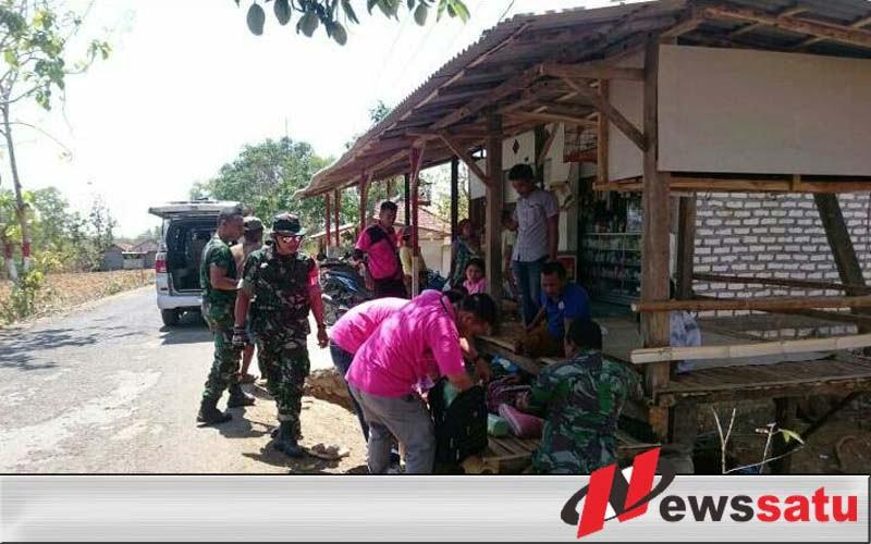 Inilah Kesigapan TMMD Bangkalan Dalam Membantu Warga