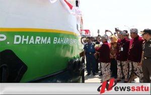 KM DBS III Resmi Beroperasi, Ini Harapan Politisi PPP Asal Kepulauan