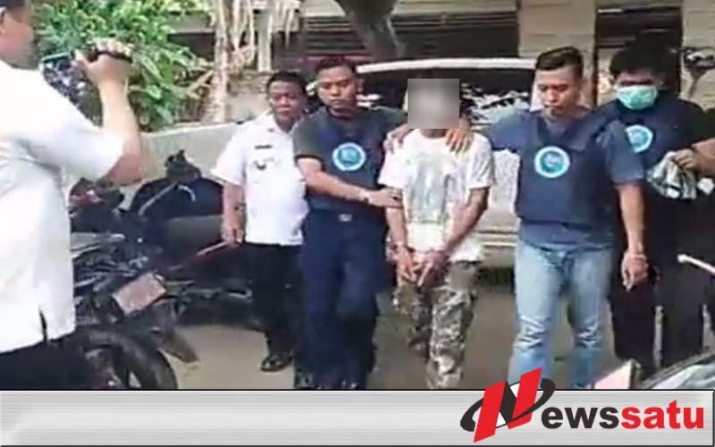 Kedapatan Konsumsi Narkoba, Kakek 16 Cucu Ini Ditangkap BNN Ogan Komering Ilir