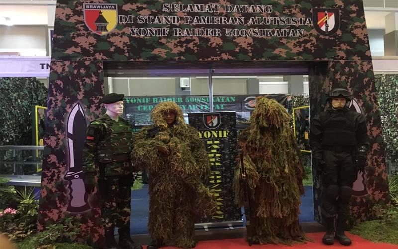 Pakaian Penyamaran, Hingga Ranpur Milik Raider 500 Sikatan Dikirim ke Koarmada II