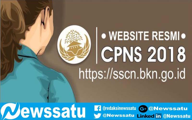 Pendaftaran CPNS Diperpanjang Hingga 15 Oktober 2018