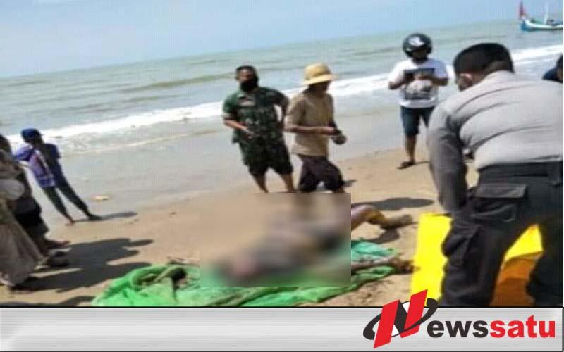 Penemuan Mayat Di Bibir Pantai Gegerkan Warga Pamekasan