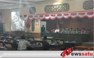 Pergantian Ketua DPRD Sumenep Gagal Dibacakan Dalam Sidang Paripurna