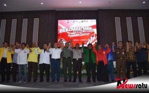 Tiga Pilar Surabaya, Sepakat Kawal Pilpres Dan Pileg 2019