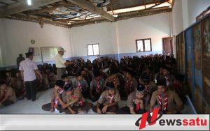 Usai Disambangi Satgas TMMD, Siswi Madrasah Aliyah di Pamekasan Ingin Jadi TNI