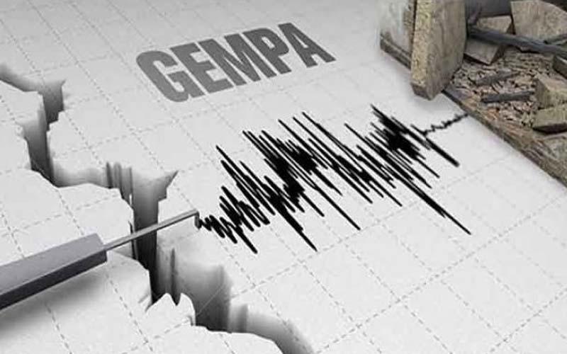 Warga Probolinggo Dipanikkan Dengan Getaran Gempa