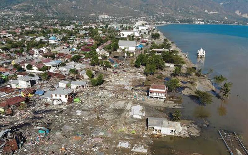 Warga Sumenep Jadi Korban Gempa Di Palu