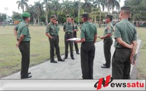 Danrem 083 Baladhika Tinjau Program TMMD Di Bondowoso