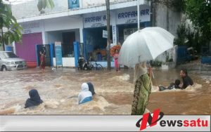 Inilah 5 Kecamatan Yang Rawan Banjir Dan Longsor
