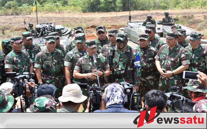 Inilah Kemampuan Tempur TNI AD