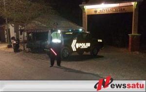 Polres Bangkalan Siagakan Anggotanya Di Wilayah Rawan Kriminalitas