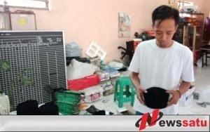 Produksi Songkok WMS RatoMurah Meriah