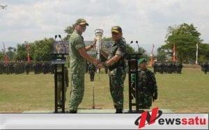 TNI-AD dan SAF Singapura Latihan Bersama Di Asem Bagus Situbondo