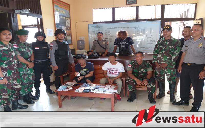TNI Berhasil Gagalkan Transaksi Nakoba di Perbatasan Indonesia-Malaysia