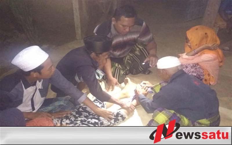 Warga Bangkalan Digegerkan Munculnya Ular Berbisa