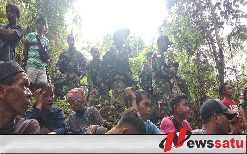Yonif Dibyatara Berhasil Bebaskan 25 WNI Di Malysia