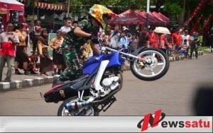 Antusias Warga Semarang Dalam Pameran Alutsista