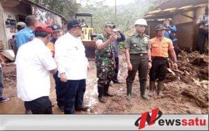 Danrem 083 Baladhika Jaya Tinjau Lokasi Bencana Di Probolinggo