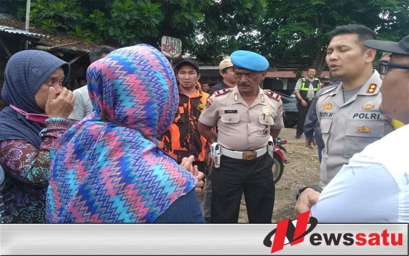Ratusan Personel Anggota Polres Kota Batu Amankan Eksekusi Lahan