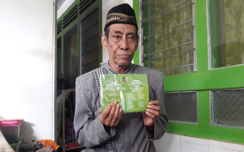 KH. Abd Muqshit Idris, Pengasuh Pondok Pesantren (PP) Annuqayah, Guluk-Guluk, Sumenep