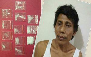 Edarkan Narkoba, Warga Ogan Komering Ilir Ditangkap Polisi