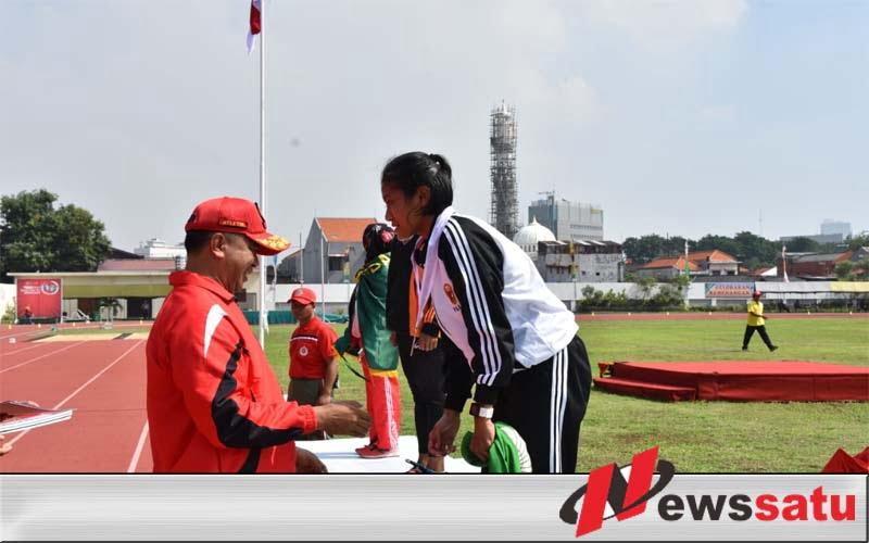 Pangdan V Brawijaya Buka Kejurnas Atletik Panglima TNI Ke VI