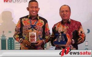 Pemkab Sumenep Raih Penghargaan Smart City