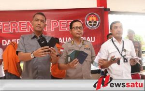 Polisi Ungkap Perdagangan Orang Ke Malaysia