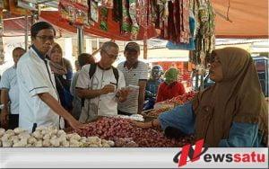 Tim Kemendag RI Pantau Harga Sembako Di Ternate