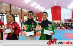 Atlet Kodam V Brawijaya Juarai Karate se-Pulau Jawa Dan Bali