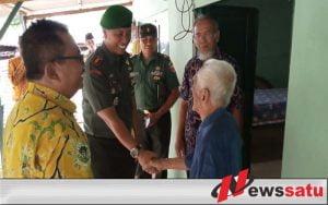 Dandim 0814 Jombang Serahkan Rumah Veteran