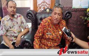 Kepala Dinas Dinas Pekerjaan Umum, Perumahan Rakyat Kawasan Pemukiman (PUPRKP) dan Cipta Karya, Bambang Irianto, M.Si