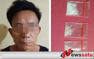 Edarkan Narkoba, Petani Di Ogan Komering Ilir Ditangkap Polisi