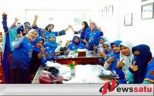 Emak-emak Cantik Di Sumenep, Siap Menangkan Prabowo-Sandi