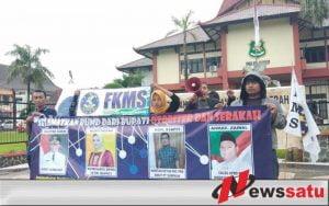 FKMS Menilai Bupati Sumenep Serakah Dan Otoriter
