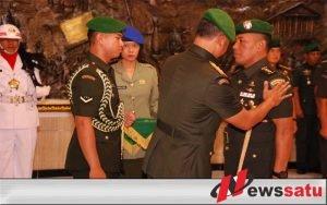 Mantan Aspers Kodam XIV Hasanuddin, Jabat Danrem 082 CPYJ