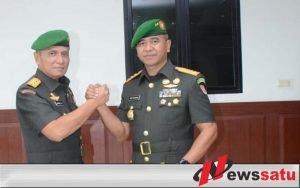 Mayjen TNI R Wisnoe Prasetja Boedi Jabat Pangdam V Brawijaya