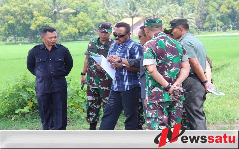 Pangdam IV; Jaga dan Awasi Aset TNI AD