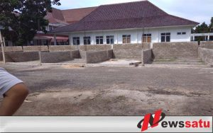 Pembangunan 14 Kios Kantin Di RSUD Kayuagung Dipertanyakan