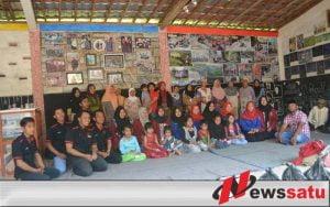 STIH Zainul Hasan Genggong Peduli Koban Bencana Banjir