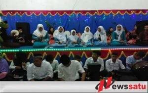 Sambut Tahun 2019, Warga Ogan Komering Ilir Gelar Doa Bersama
