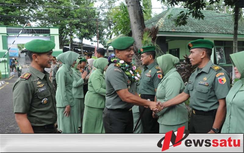 TNI Bojonegoro Siap Jaga Stabilitas Keamanan