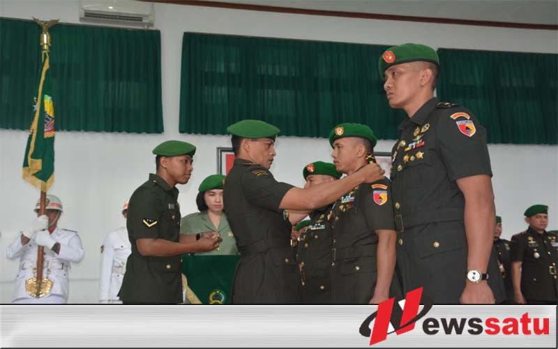 Tongkat Komando Dandim 0833 Kota Malang Beralih
